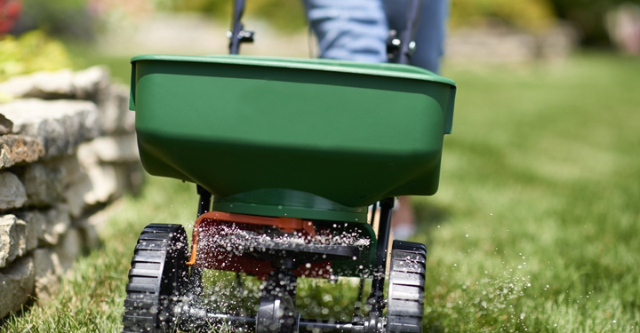 DIY Organic Lawn Care